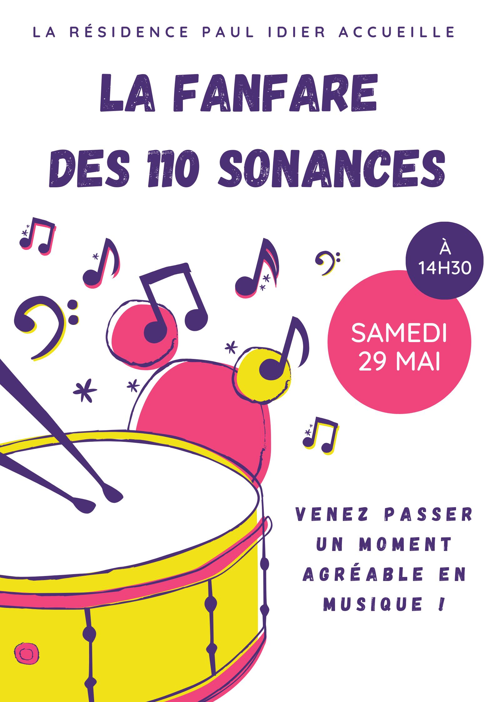 20210529_Poster Fanfare 110 Sonances